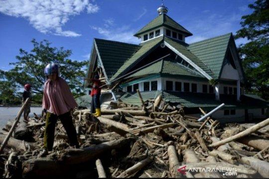 BNPB: Banjir Luwu Utara belum berstatus bencana nasional