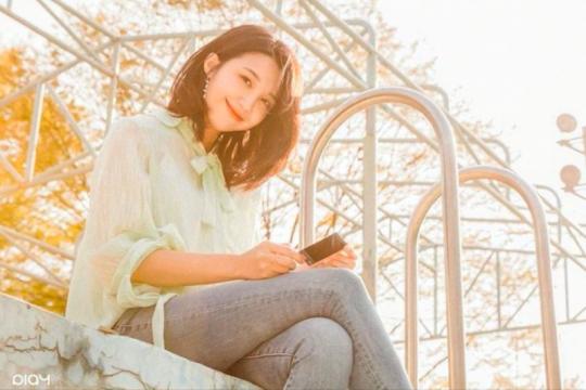 Eun-ji Apink sampaikan pesan empati di lagu teranyar