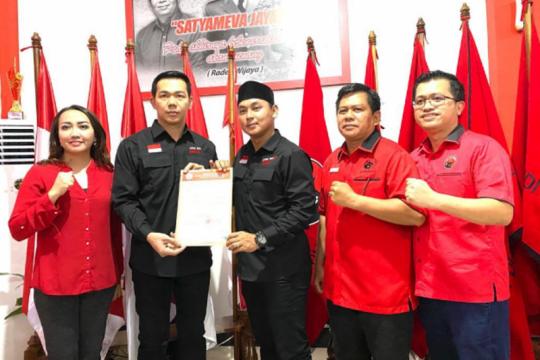 PDIP keluarkan rekomendasi untuk Fransiskus Diaan - Wahyudi Hidayat