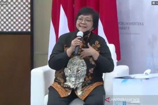 Sikapi potensi kerjasama, Menteri LHK ingatkan Pemda selalu patuhi regulasi