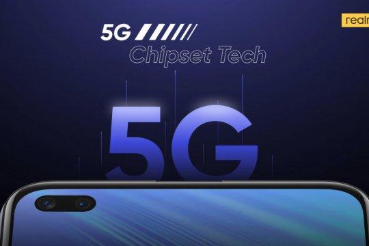 Realme bakal bawa ponsel 5G dan tv pintar tahun ini