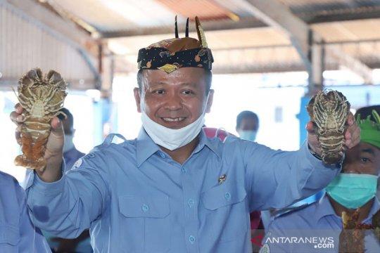 Edhy Prabowo sebut lumbung ikan nasional di Maluku bukan hanya simbol