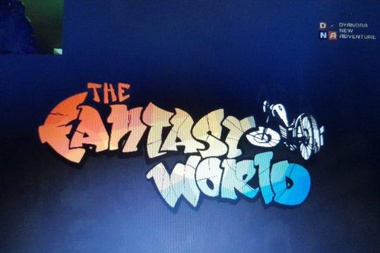 """Bocoran penampakan """"Fantasy World"""" di IIMS Motobike Show 2020"""