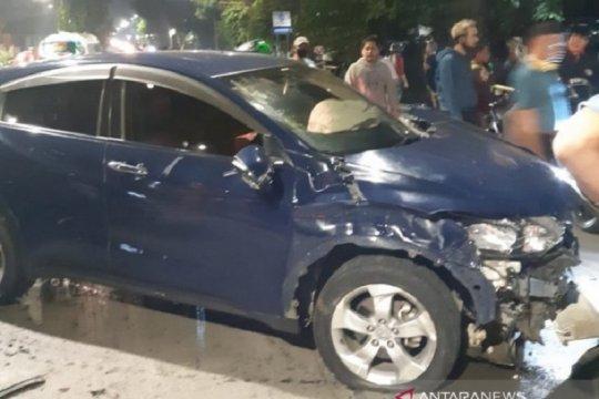 Polisi periksa dua saksi kecelakaan di Jalan DI Panjaitan