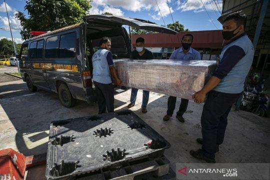 Pemulangan jenazah korban perbudakan di kapal China