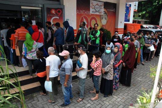 Pemkot Bogor-Pos Indonesia salurkan bansos tahap II