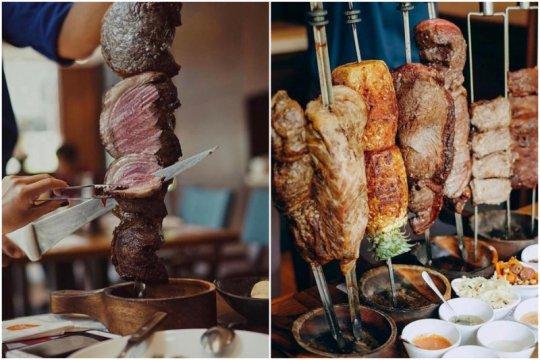 Hidangan BBQ Brasil buka cabang baru di Senayan City