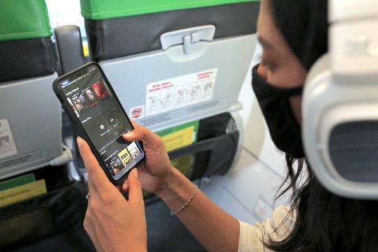Normal baru, Citilink gandeng GoPlay hadirkan hiburan di pesawat