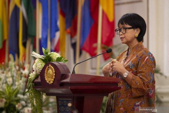 Menlu Retno: Diplomasi dijalankan untuk penuhi kebutuhan vaksin
