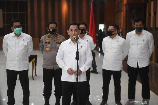Kabareskrim: Brigjen Prasetijo ditetapkan tersangka pemalsuan surat