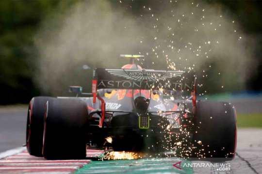 Babak kualifikasi F1 Grand Prix Hongaria