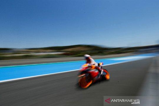 Pascaoperasi, Marquez menuju Jerez berharap tampil di GP Andalusia