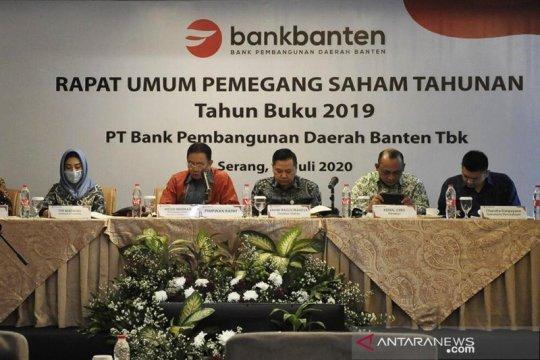 Penyaluran kredit melambat, aset Bank Banten turun 14,60 persen