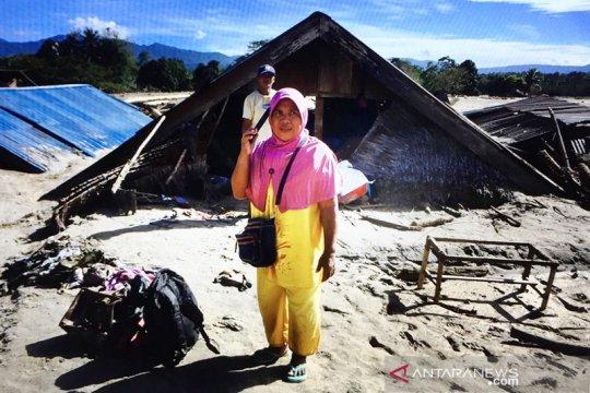 Telkomsel beri layanan gratis warga terdampak banjir di Luwu Utara