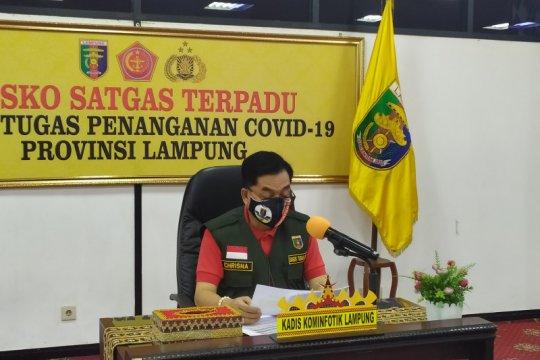 Dua pedagang di pasar Sukaraja Pesawaran positif COVID-19