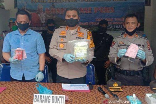 Polisi ungkap rumah penyimpanan narkoba di Medan