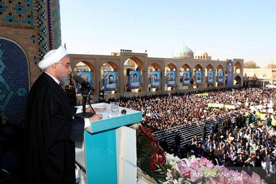 Presiden Rouhani: 25 Juta warga Iran terinfeksi corona