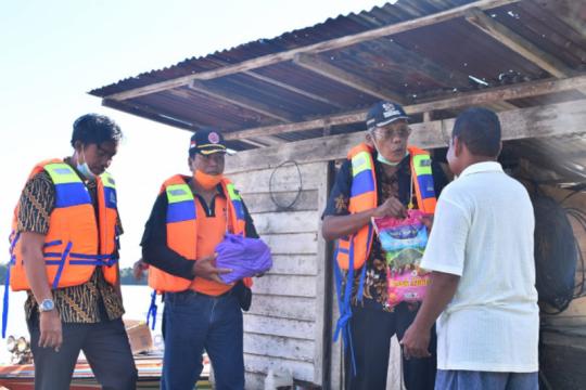 Mandi di lokasi banjir, dua bocah di Sintang-Kalbar meninggal