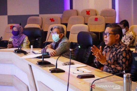 """Wamen LHK diskusikan """"food estate"""" dengan anggota DPD Dapil Kalimantan"""
