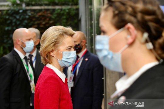 EU - AstraZeneca sepakati kontrak pembelian vaksin COVID-19