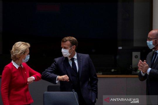 Uni Eropa capai kesepakatan bersejarah soal pemulihan pascapandemi