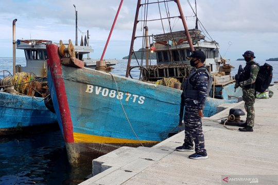 Pemberantasan pencurian ikan perlu berikan rasa aman ke nelayan