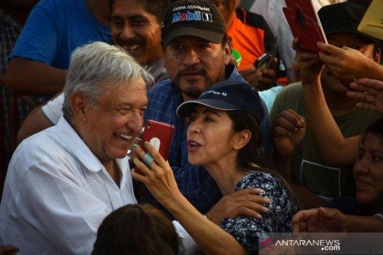 Presiden Meksiko masih belum mau akui kemenangan Biden