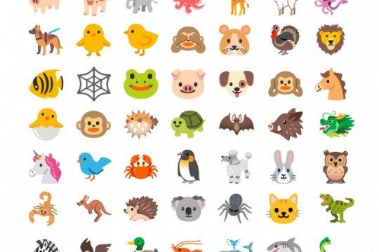 Emoji baru bakal bertebaran di iOS dan Android