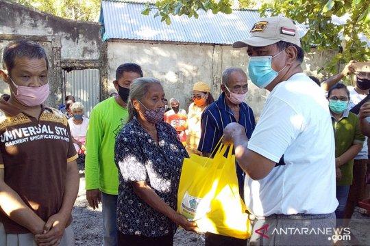 Lansia-disabilitas kepulauan terdampak di Sangihe-Sulut dapat bantuan