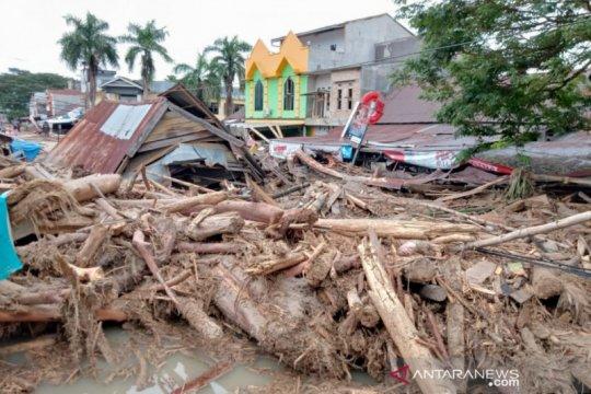 Rehabilitasi hutan dan lahan bagian hulu atas banjir Luwu Utara