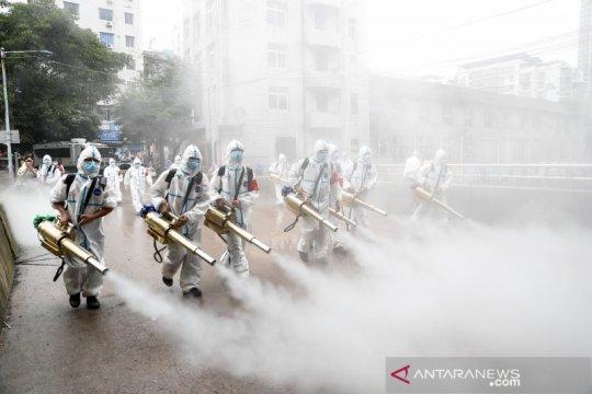 China hentikan operasi pabrik chip Korea setelah buruh positif corona