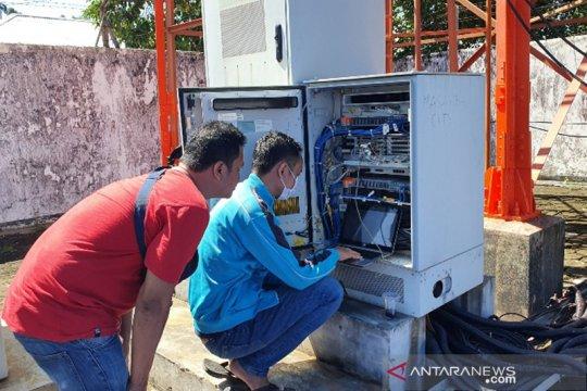 Jaringan Telkomsel pulih 100 persen di Luwu Utara pascabencana banjir