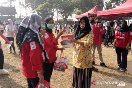 PMI Cianjur sosialisaikan protokol kesehatan di objek wisata