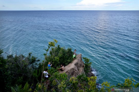 Anak muda Sulut diharapkan tangkap peluang pariwisata lokal