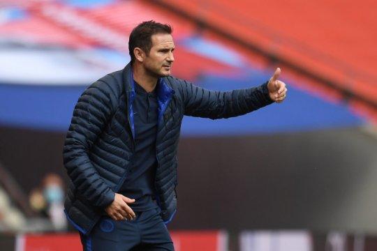 Lampard keluhkan start Liga Premier yang terlalu cepat