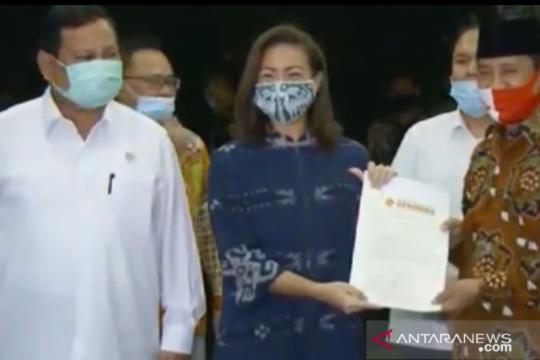 Prabowo sebut urusan pilkada digodok dari daerah