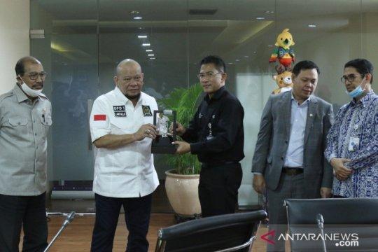 TVRI siap hidupkan lagi program Kabar Senator