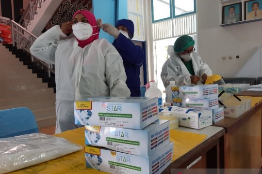 Pemprov Papua siapkan insentif untuk tenaga medis tangani COVID