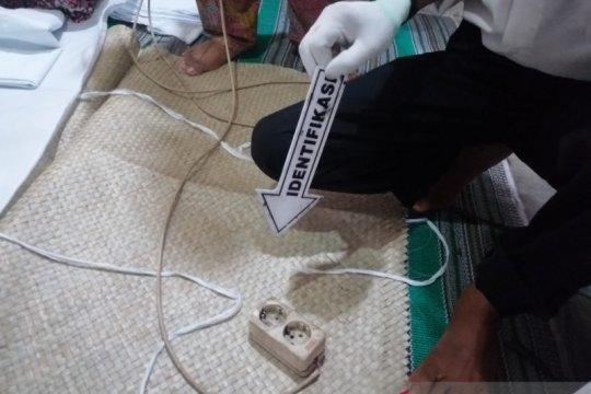Seorang lansia di Jakarta Timur tewas tersengat listrik