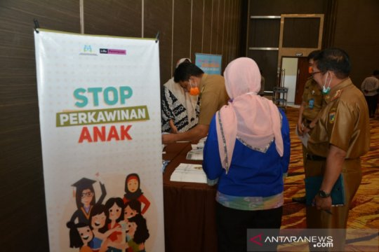 "KPPPA sebut pencegahan perkawinan anak dukung penurunan ""stunting"""