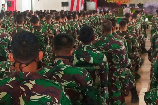36 anggota TNI positif COVID-19 di Manokwari dalam kondisi baik