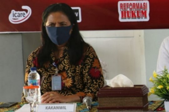 Kanwil Kemenkumham NTT pindahkan napi pemerkosa anak ke Nusakambangan