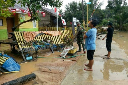 BNPB Pusat salurkan Rp10 miliar bangun talud di Kepsul