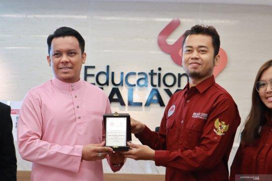 PPI Malaysia kunjungi Education Malaysia Global Services
