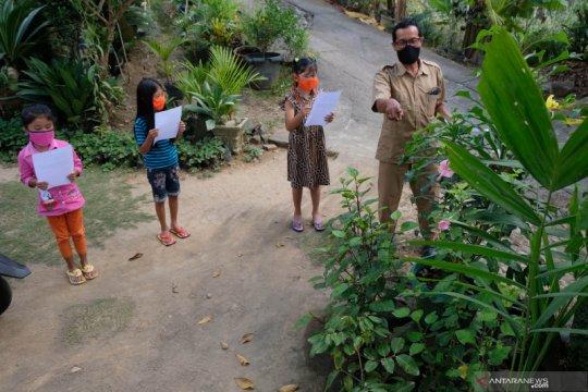 Yogyakarta atasi masalah belajar via daring dengan Guru Berkunjung