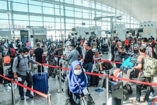 KBRI pulangkan hampir 1.000 WNI dari Brunei dengan enam penerbangan