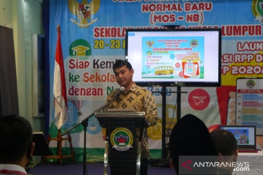 Sekolah Indonesia Kuala Lumpur kembali dibuka