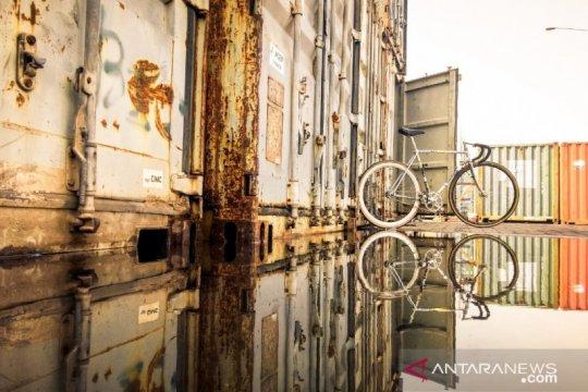 """Tidak hanya mobil dan motor, sepeda juga bisa di-""""coating"""""""