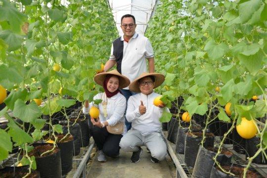Rektor IPB University perkenalkan inovasi pertanian 4.0 pada DPR/MPR