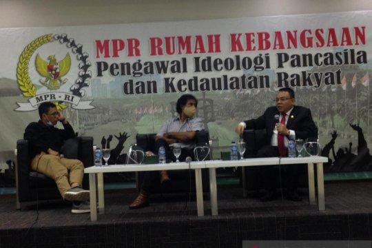 MPR: Sidang Tahunan harus ungkap kinerja pemerintah tangani pandemi
